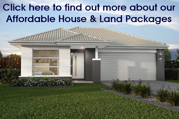 Affordable house and land packages
